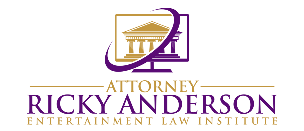 ATTORNEY RICKY ANDERSON ENTERTAINMENT LAW INSTITUTE 1700
