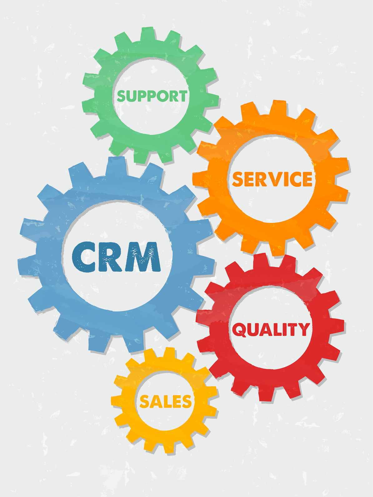 crm  music distribution agreements and customer